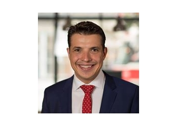 Toronto real estate agent Alex Balikoev