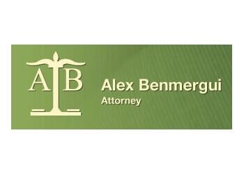 Brossard immigration lawyer Alex Benmergui