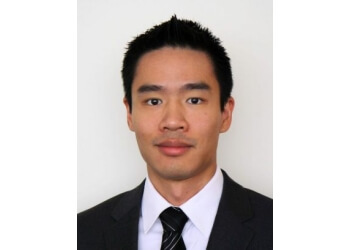 Toronto anesthesiologist Alexander Huang, BSc, MD, FRCPC