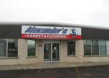 Thunder Bay flooring company Alexander's Carpet