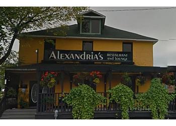 Sudbury mediterranean restaurant Alexandria's Restaurant and Lounge