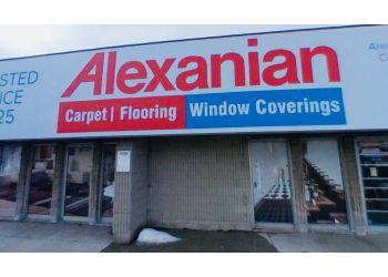 Hamilton flooring company Alexanian Carpet and Flooring