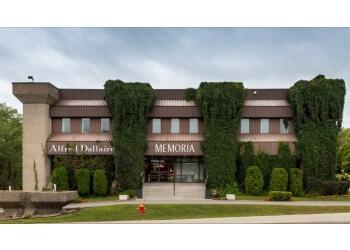 Laval funeral home Alfred Dallaire Memoria