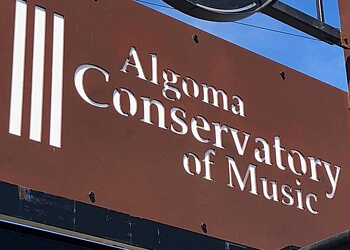 Sault Ste Marie music school Algoma Conservatory of Music