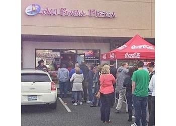 Nanaimo pizza place Ali Baba Pizza