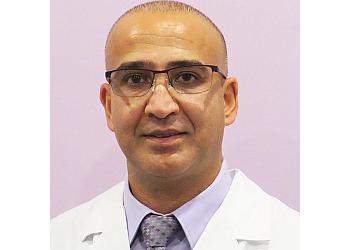 Newmarket manual osteopath Ali Haghighi, DOMP, RMO, BSc(Ost), DO(EU)