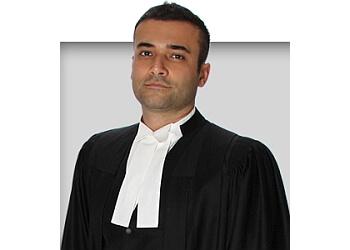 Richmond Hill immigration lawyer Ali K. Manavi
