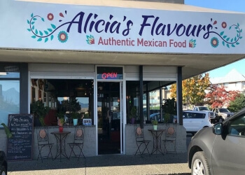 Chilliwack mexican restaurant Alicia's Flavours