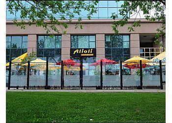 Mississauga mediterranean restaurant Alioli Restorante