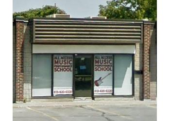 Belleville music school All Access Music