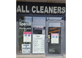 Richmond Hill dry cleaner All Cleaners