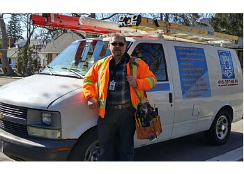 Richmond Hill electrician All Electrical Service