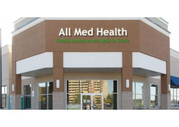 Newmarket urgent care clinic All Med Health Family Medicine and Walk-In Clinic