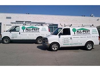 Oakville pest control All-Pest Control Services Inc.