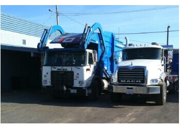 Prince George junk removal All Points Waste Disposal Inc.