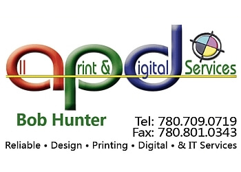 St Albert printer All Print & Digital Services