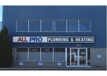 Prince George plumber All Pro Plumbing & Heating