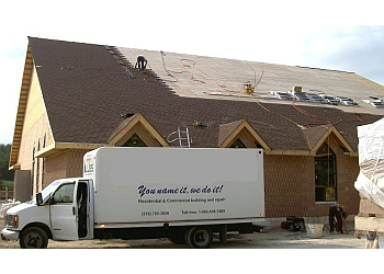 Waterloo roofing contractor All Pro Roofing & SheetMetal Ltd.