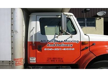 Milton moving company All Purpose Moving & Delivery
