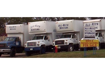 Oakville moving company AllRite Moving and Delivery Inc.