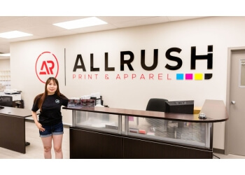 Calgary printer AllRush Copies & Print