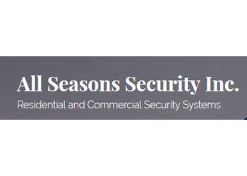Orangeville security system All Seasons Security Inc