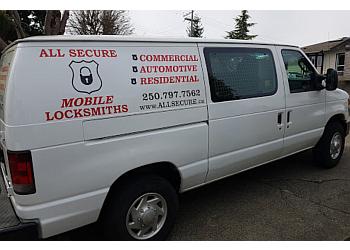 Nanaimo locksmith All Secure Mobile Locksmith