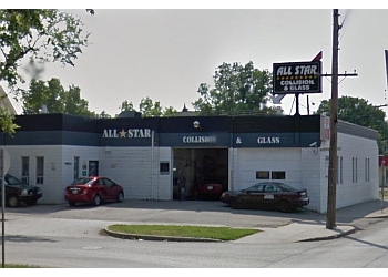 Winnipeg auto body shop All Star Collision & Glass Ltd.