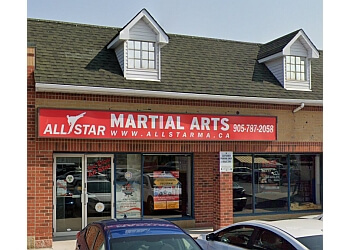 Richmond Hill martial art All Star Martial Arts World