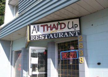 Port Coquitlam thai restaurant All Thai'd Up Restaurant
