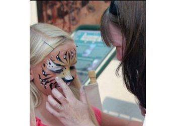 Lethbridge face painting All That Glitters Face Painting