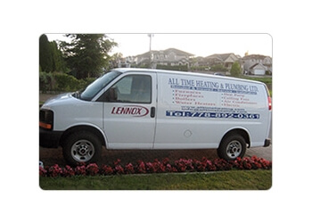 New Westminster hvac service All Time Heating Plumbing & Air Conditioning Ltd.