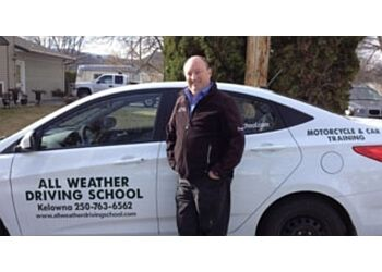 Kelowna driving school All Weather Driving School
