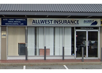 North Vancouver insurance agency AllWest Insurance