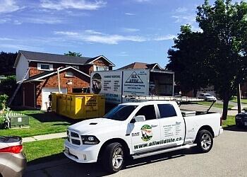 Burlington pest control All Wildlife Removal Inc.