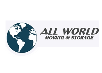 Fredericton moving company All World Moving & Storage