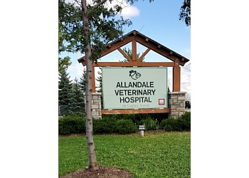 Barrie veterinary clinic Allandale Veterinary Hospital