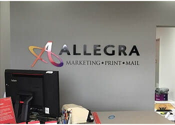 Barrie printer Allegra