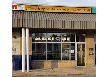 Laval music school Allegro Musique
