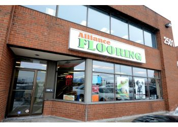 Toronto flooring company Alliance Floor Source