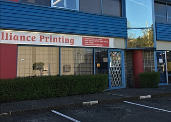 Coquitlam printer Alliance Printing