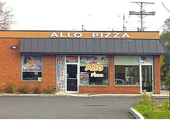 Longueuil pizza place Allo Pizza