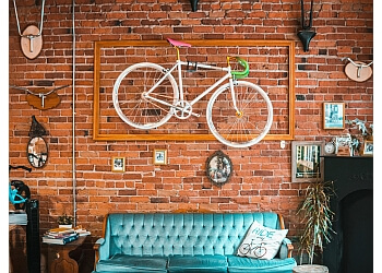 Montreal bicycle shop Allo Vélo Boutique + Cafe