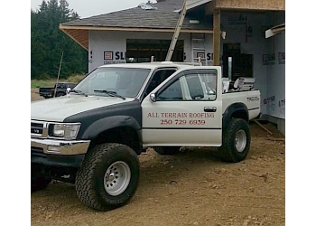 Nanaimo roofing contractor Allterrain Roofing