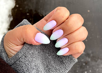 Mississauga nail salon Allure Nail Bar