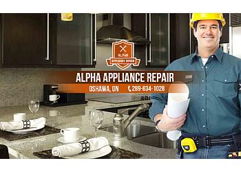 Oshawa appliance repair service Alpha Appliance Repair