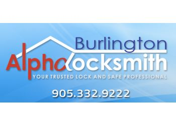 Burlington locksmith Alpha Locksmith