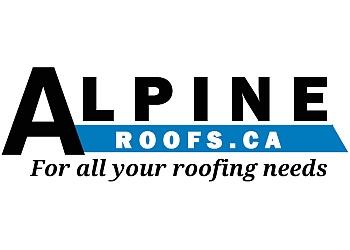 Nanaimo roofing contractor AlpineRoofs.ca