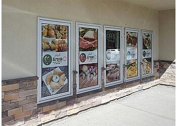 Regina sandwich shop Alrayan