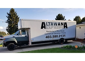 Medicine Hat moving company Altawana Express
